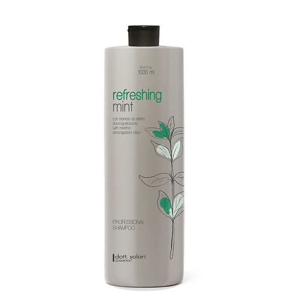 Professional Shampoo Refreshing Mint 1000 Ml
