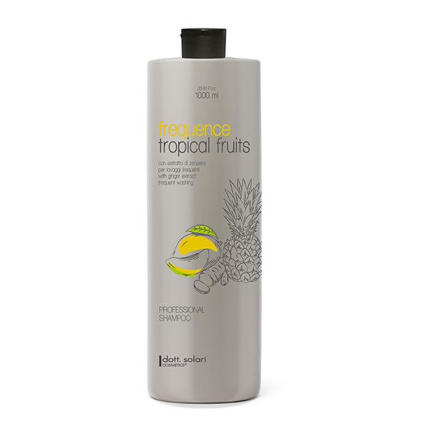 Professional Shampoo Frequence Tropical Fruits 1000 Ml