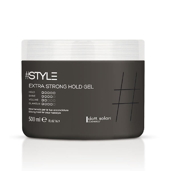 Extra strong hold gel dott solari