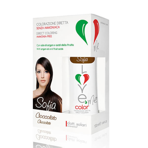 Love Me Color 100 Ml Sofia – Cioccolato