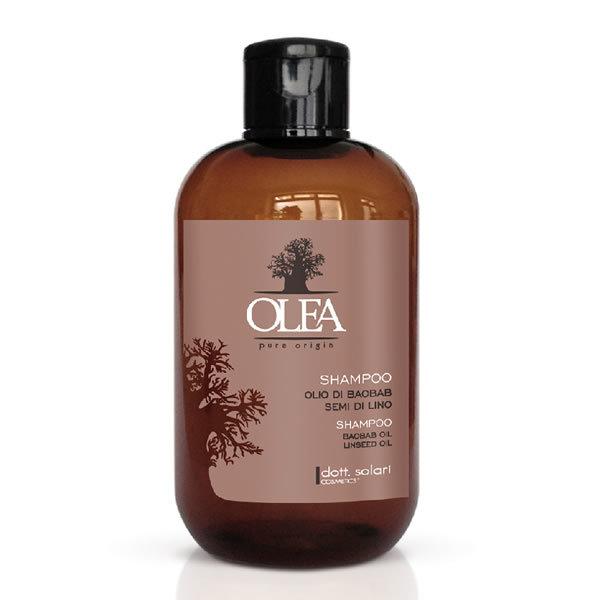 Shampoo Olio Di Baobab E Semi Di Lino 250 Ml