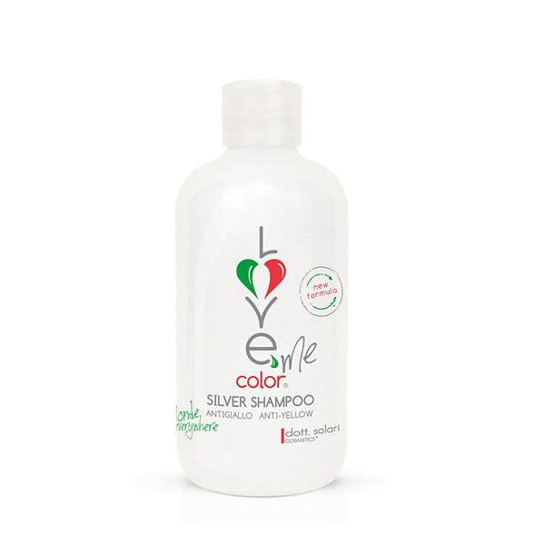 Silver Shampoo 250ml Dott Solari
