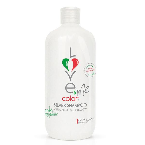 Silver Shampoo 500ml Dott Solari