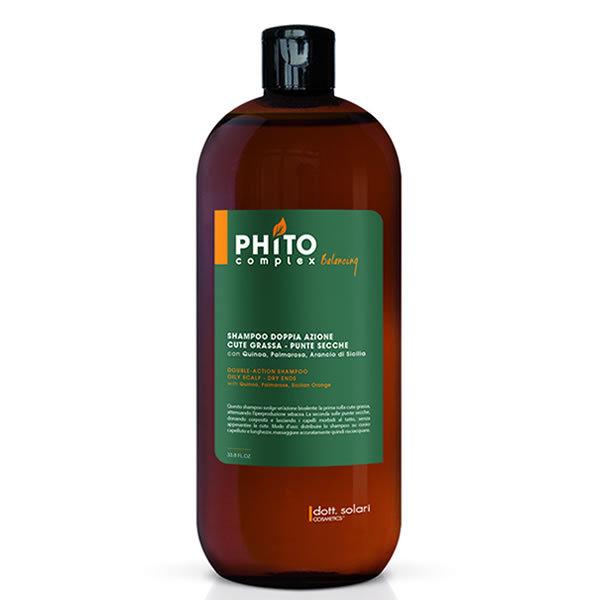 Shampoo Normalizzante Doppia Azione 1000 Ml Dott Solari