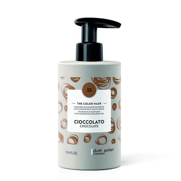 The Color Mask Cioccolato Dott Solari