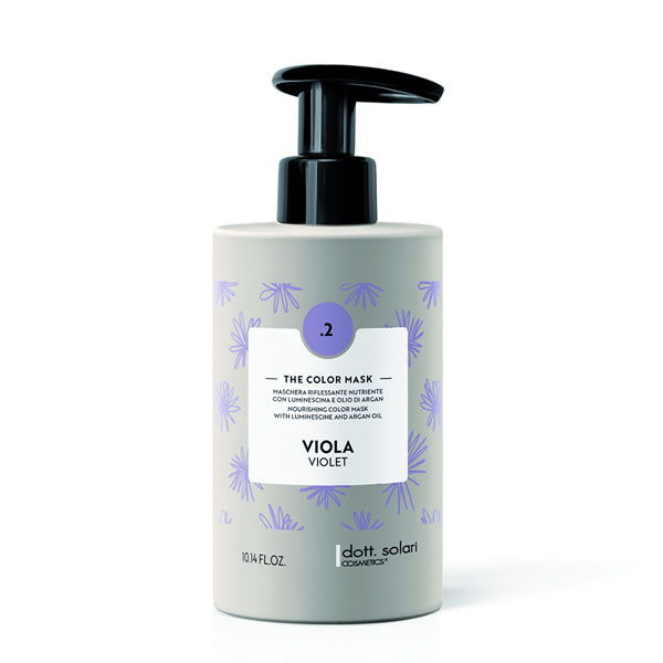 The Color Mask 300 Ml Viola .2