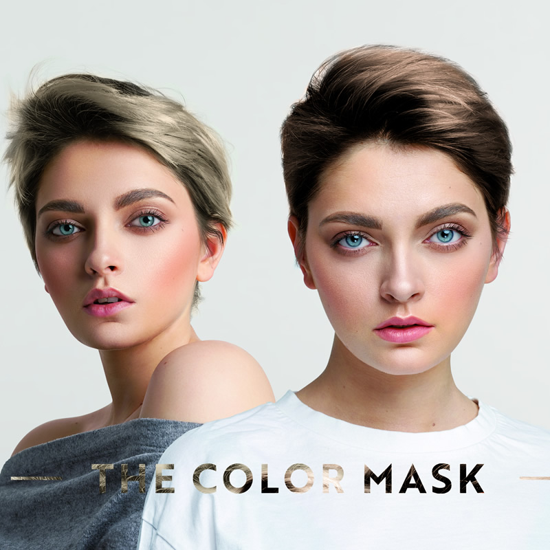 The color mask 04