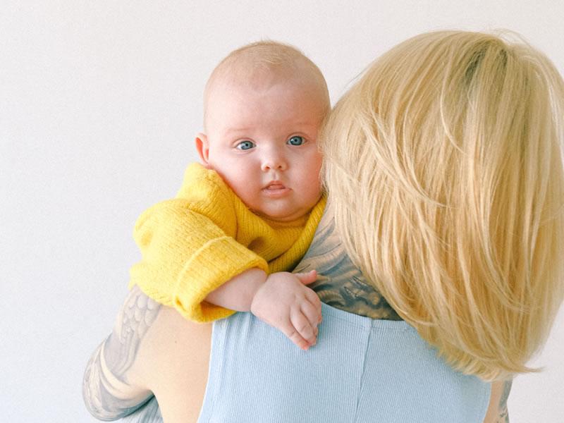 I Capelli Delle Mamme Nella Gravidanza
